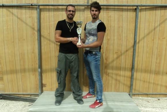 Tiro al bersaglio C-10, Giuseppe Bosciglio si aggiudica la 9^ gara del campionato