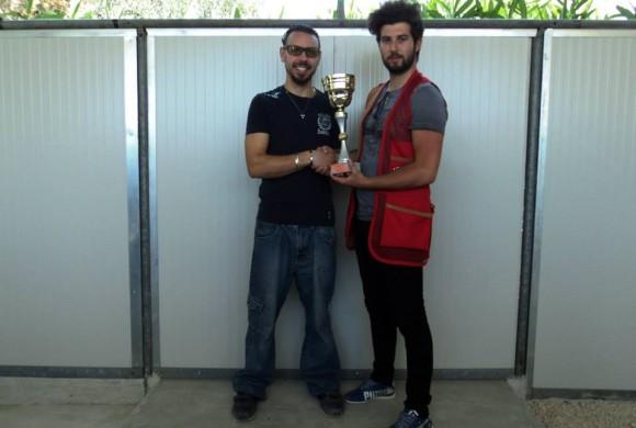 Tiro al bersaglio C-10, Giuseppe Bosciglio si aggiudica la 5^ gara del campionato 2015