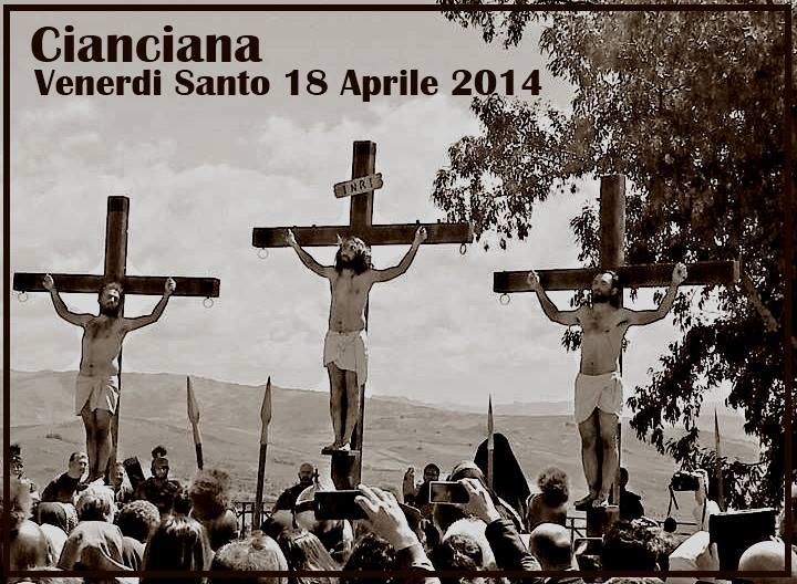 Settimana Santa Cianciana 2014