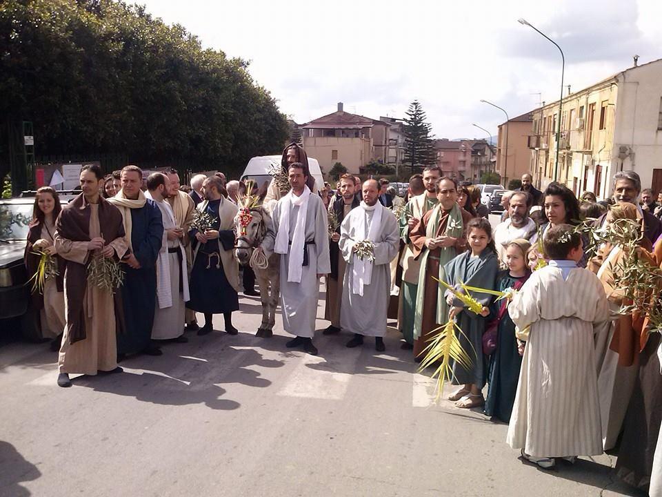 La Domenica delle Palme apre il ciclo di rappresentazioni della Settimana Santa