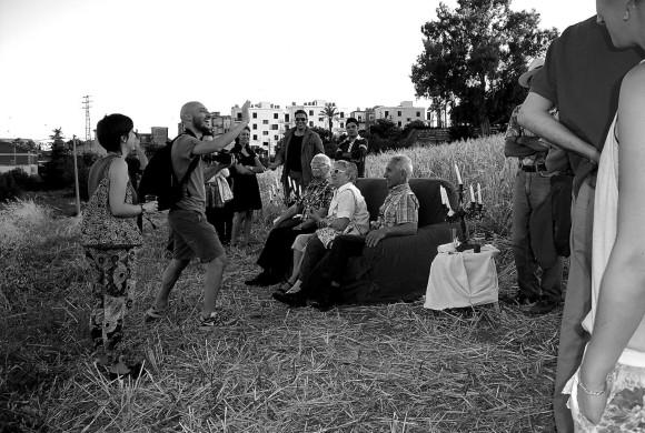 """Passareddu Artist Residence: l'artista Alfonso Leto inaugura """"Mostra da campo"""""""