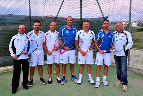 Tennis, Campionato Provinciale D3: un pari e una vittoria per il C. T. Cianciana nella prima giornata