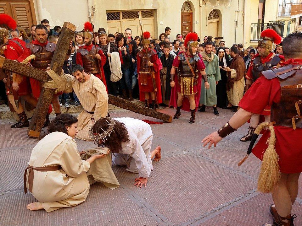 Cianciana, all'Unesco piace la Passione di Cristo