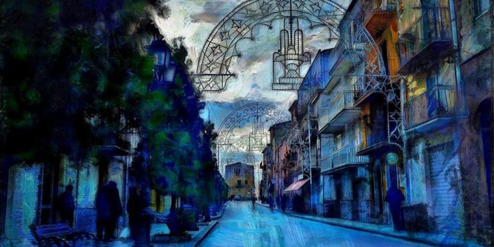 Foto ed elaborazione grafica di Agostino D'Ascoli