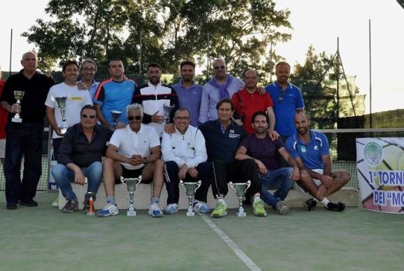 Circolo Tennis Cianciana, 1° Torneo Doppio dei Monti Sicani: vince la coppia Armenio-Galluzzo