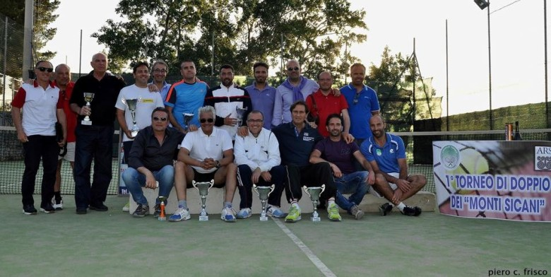 1° Torneo Tennis Doppio Monti Sicani 2015
