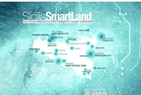 Expo 2015: Cianciana inserita nella cartina dell'evento SiciliaSmartLand