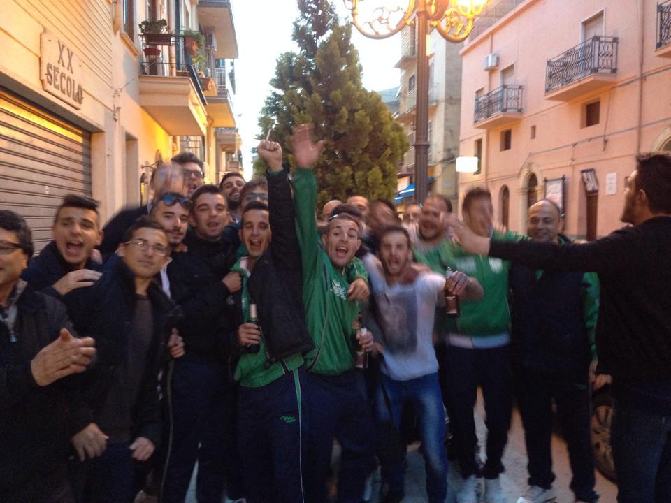Calcio, Polisportiva Cianciana promossa in Seconda Categoria: battuto il San Biagio Platani nella finale play-off