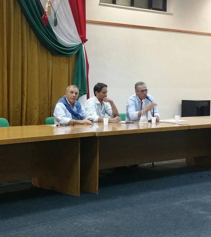 Assemblea Cittadina Cianciana Acqua Pubblica