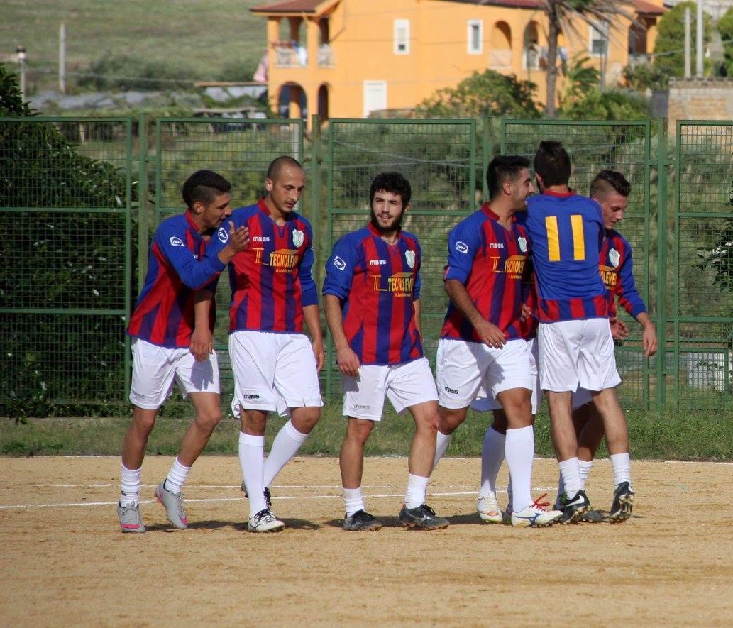Calcio, 1^ Categoria: il Cianciana fa paura, battuto anche il Ribera