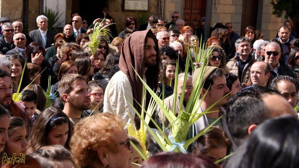 Domenica delle Palme 2016: le foto