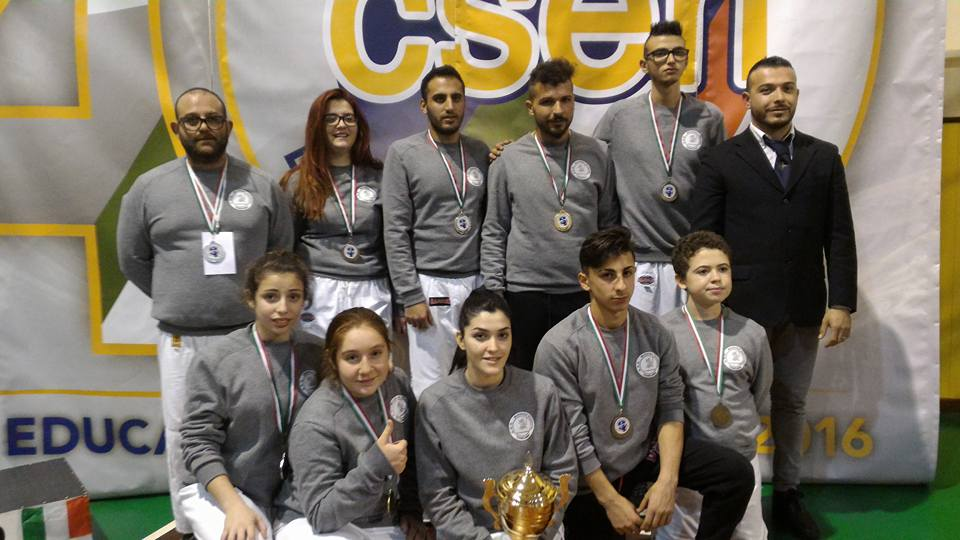 Ju Jitsu, Fighting System di Rieti: secondo posto per la Bushido School di Cianciana