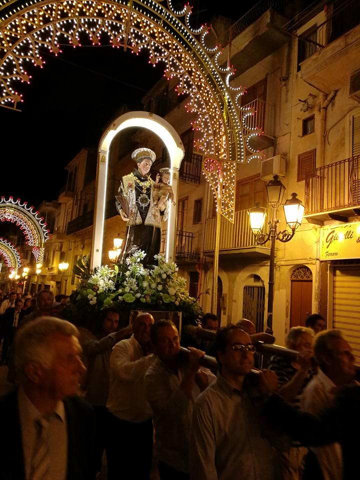 Festa di Sant'Antonio 2016: le foto