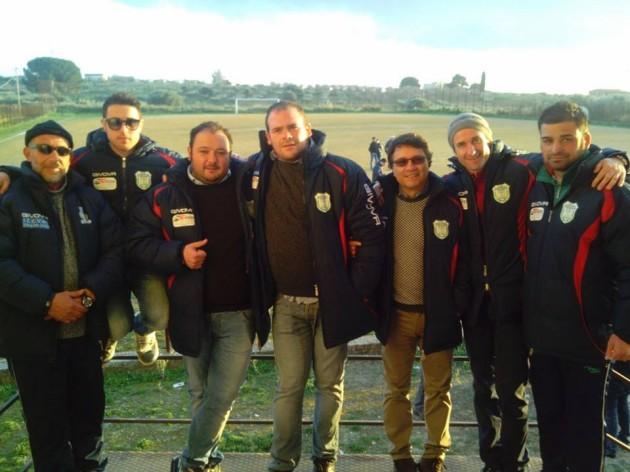 Dirigenti della Polisportiva Cianciana