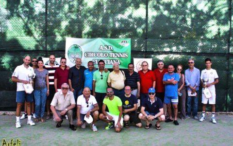 Tennis, 2° Trofeo Monti Sicani (Cianciana): il saccense Davide Friscia vince il torneo