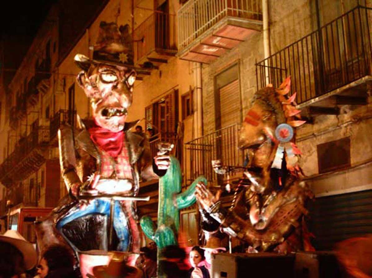 Carnevale 2004 - Cowboy