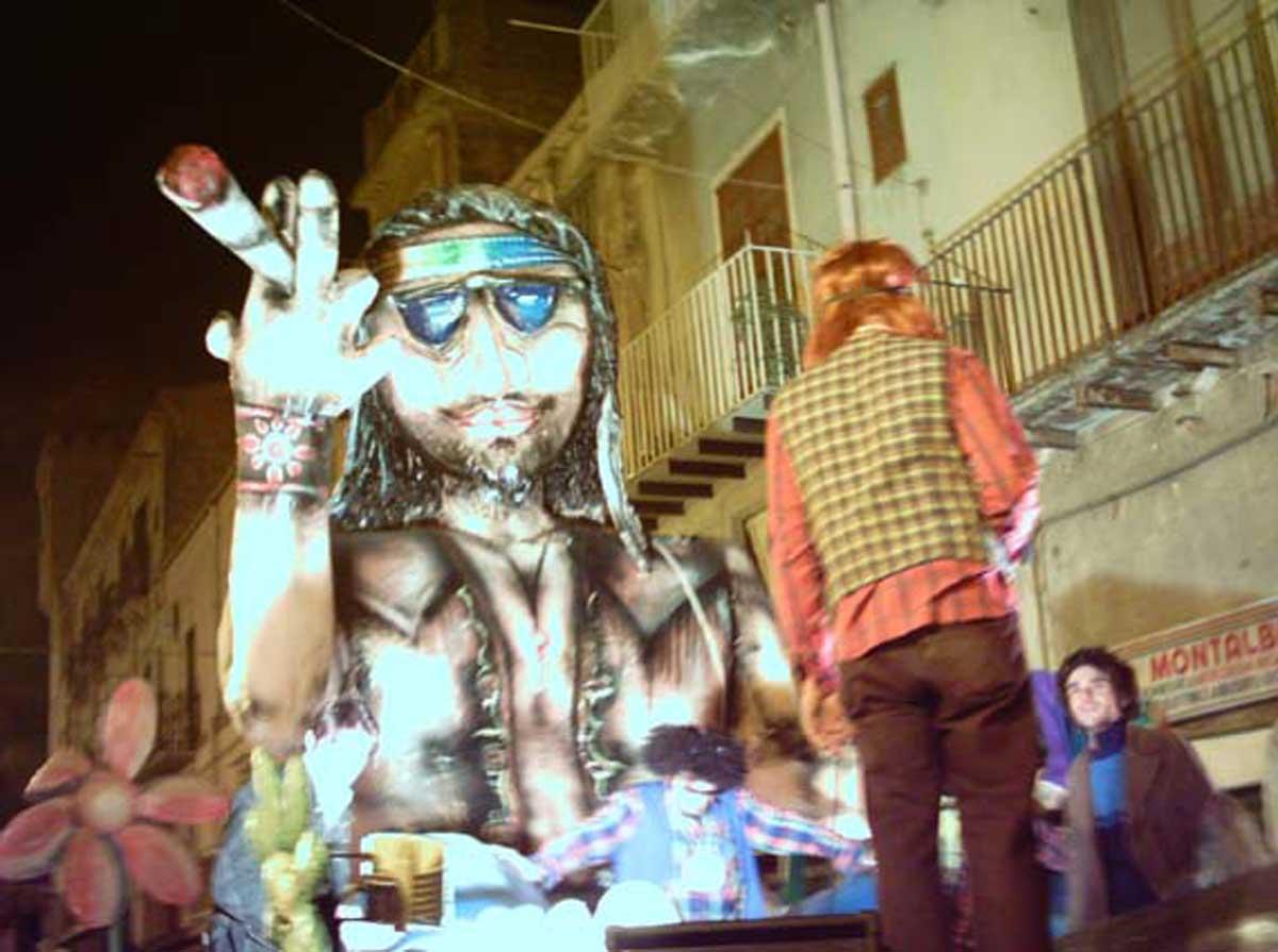 Carnevale 2004 - Figli dei fiori