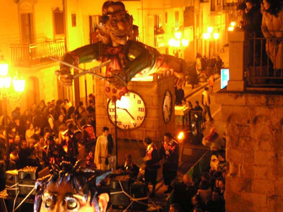 Carnevale 2005 - Ma chi lingua