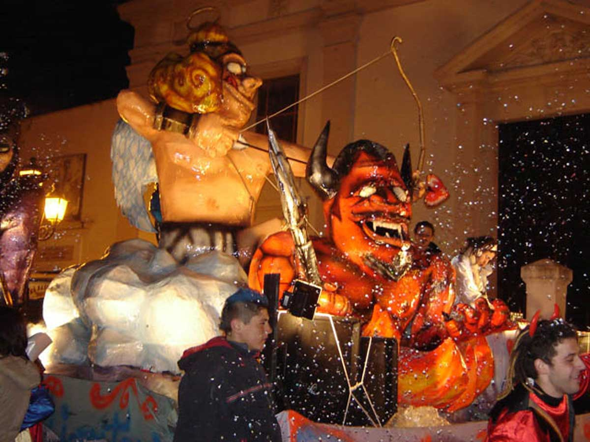 Carnevale 2006 - Angeli e diavoli