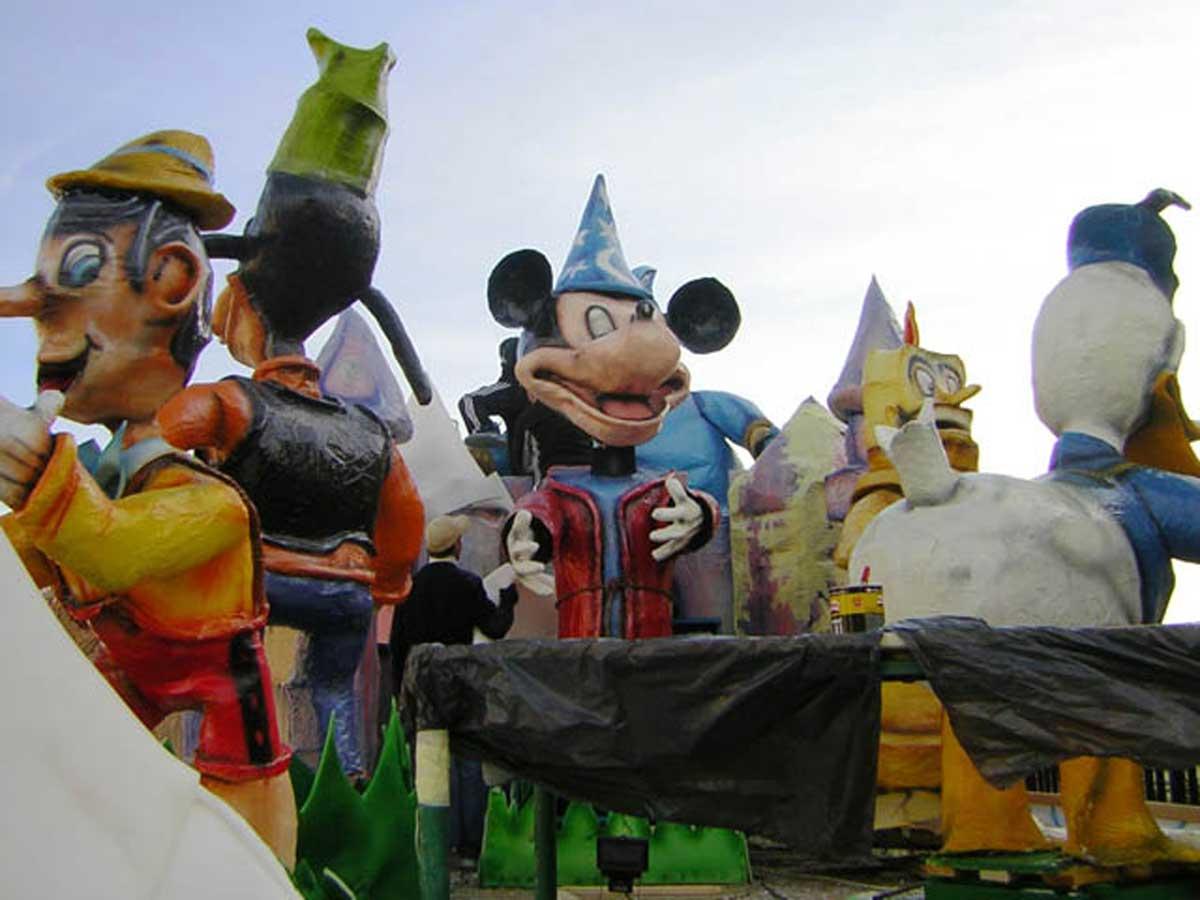 Carnevale 2006 - Walt Disney