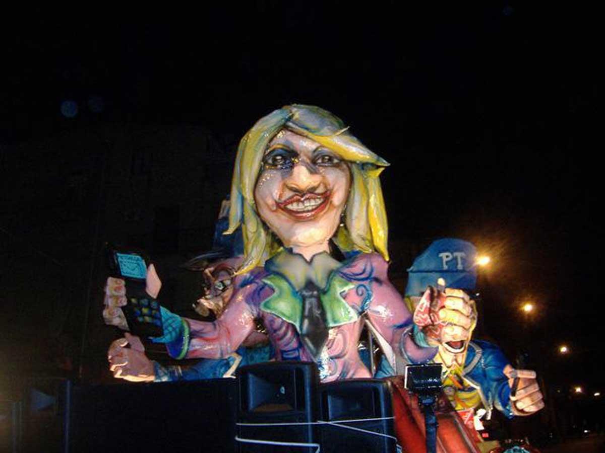 Carnevale 2007 - C'è posta per te