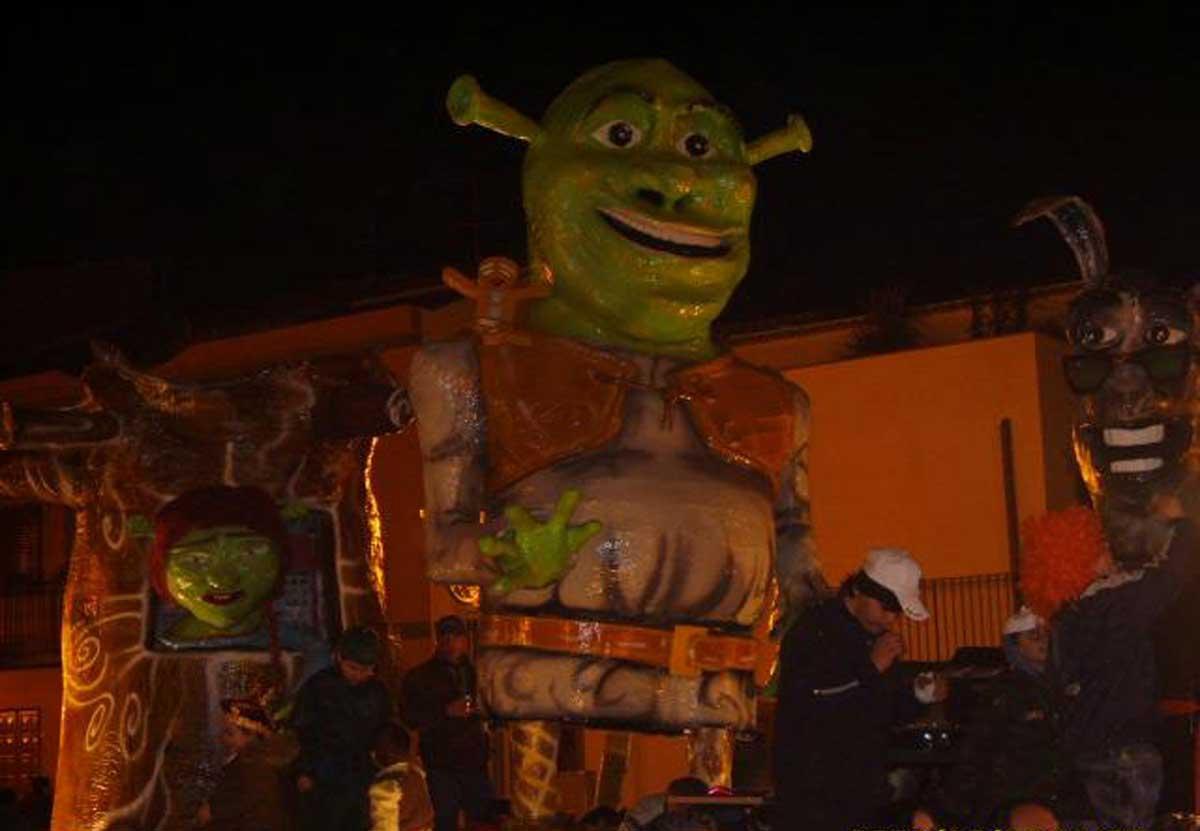 Carnevale 2008 - Shrek