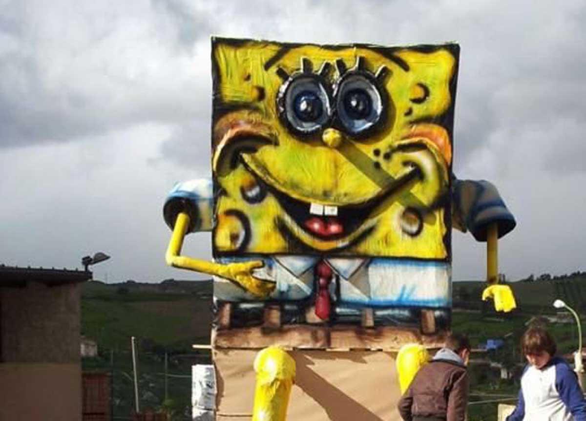 Carnevale 2013 - SpongeBob