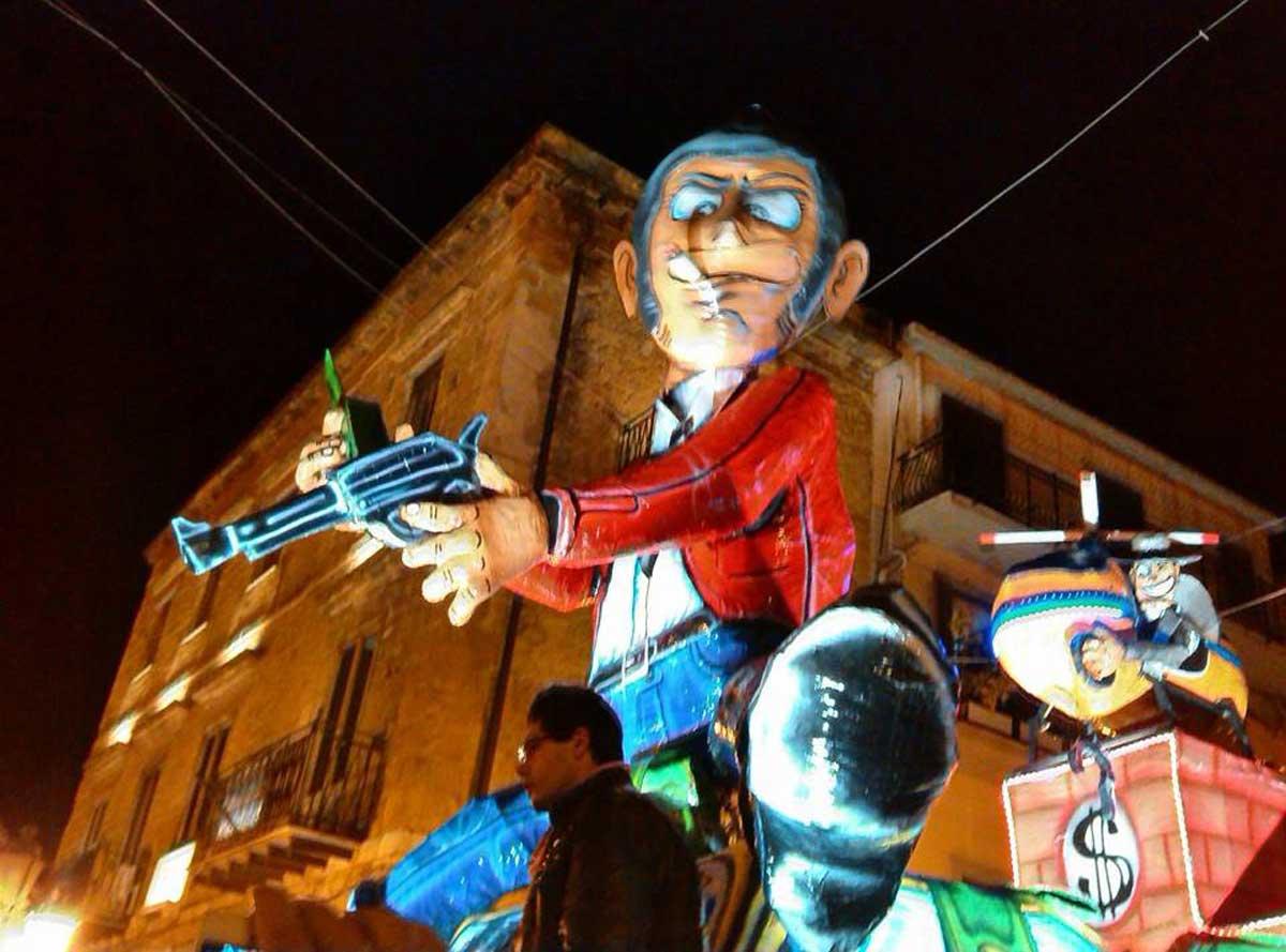 Carnevale 2014 - Lupin