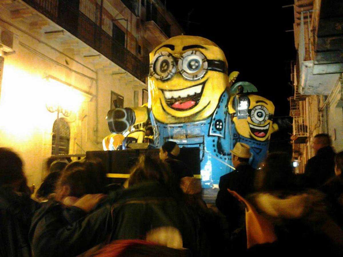 Carnevale 2016 - Minions