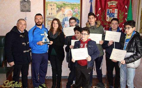 Ju-Jitsu: premiati gli atleti di Cianciana che hanno partecipato all'Italian Cup 2017