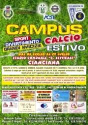 Campus Estivo Calcio 2012