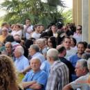 Protesta privatizzazione rete idrica