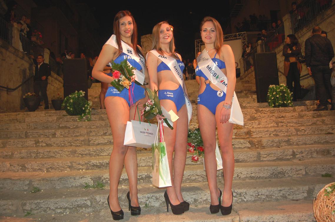 Miss Mondo 2014: Enrica Gambino vince la selezione provinciale di Cianciana