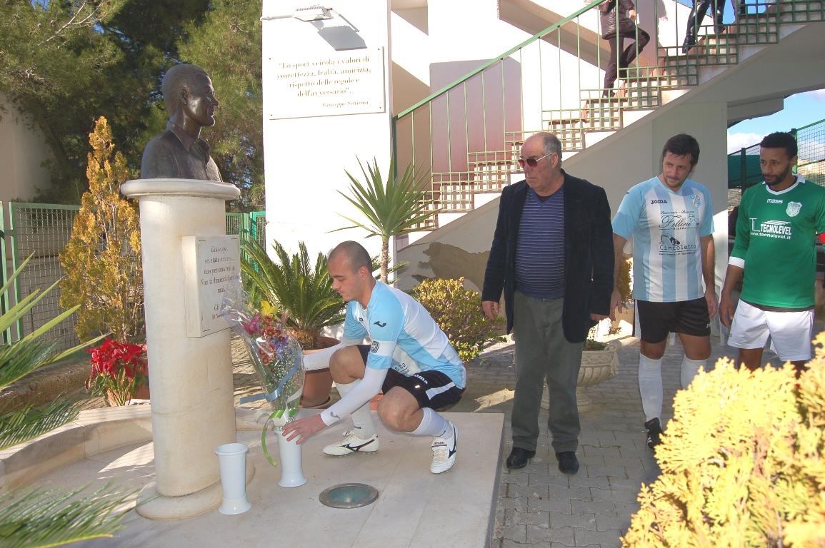 Calcio, 1^ Categoria: finisce pari la sfida al vertice Cianciana-Ribera