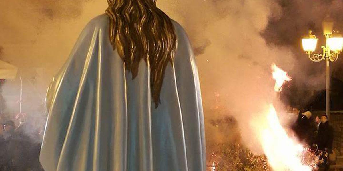 Festa di Santa Lucia 2016 a Cianciana: le foto