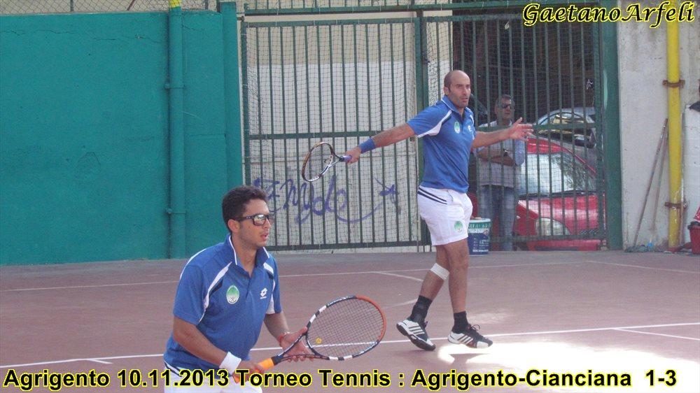 Tennis, Serie D Provinciale: C.T. Agrigento – C.T. Cianciana 1-3