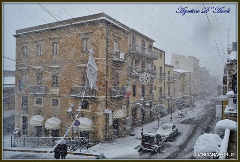 Neve Cianciana