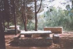 Area attrezzata Monte Cavallo
