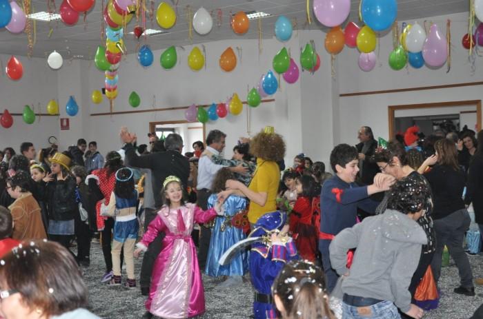 Maschere a scuola by Pro Loco Cianciana - Carnevale 2014