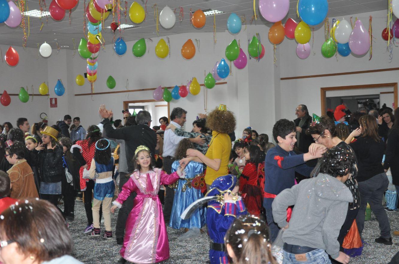 """Carnevale 2014, """"Maschere a scuola"""" organizzata dalla Pro Loco Cianciana"""