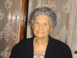 Angela Carubia centenaria
