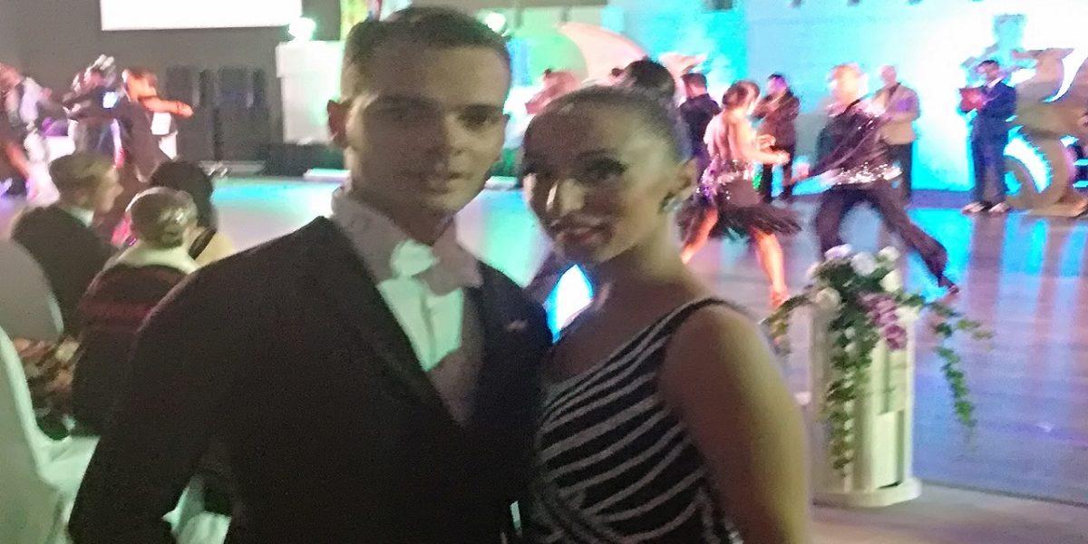 Ballo, WDC Amateur League: 2° e 4° posto per Sabella-Bilello della FC Manuela Dance di Cianciana