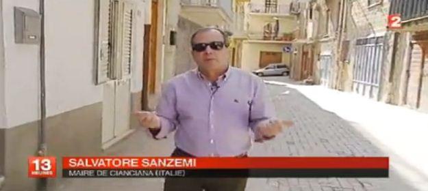 Reportage Cianciana su France2