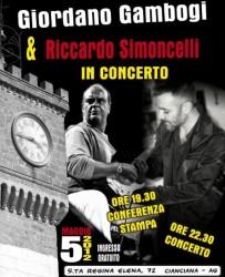 Gambogi e Simoncelli