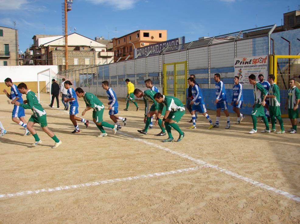 Calcio, Terza Categoria: Atletico Ribera – Polisportiva Cianciana 2-1
