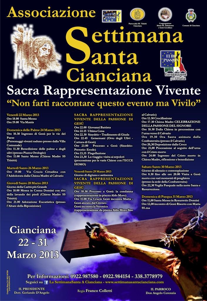 Settimana Santa 2013