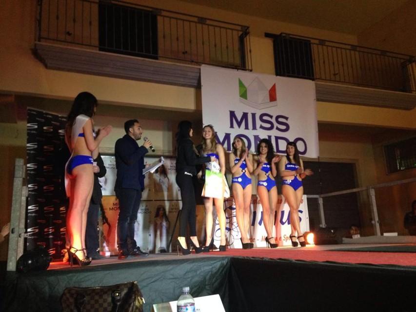 Miss Mondo 2014, a Cianciana l'ultima selezione provinciale