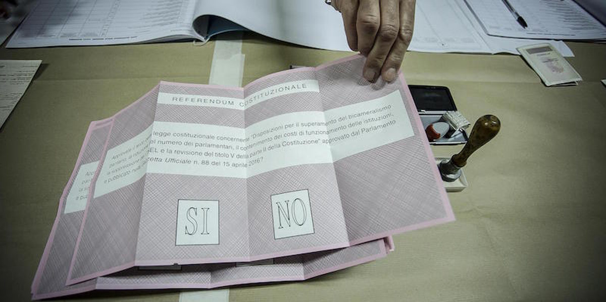Referendum Costituzionale: Cianciana dice NO