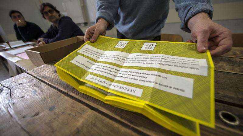 Referendum sulla durata delle trivellazioni in mare: affluenza del 24,49% a Cianciana