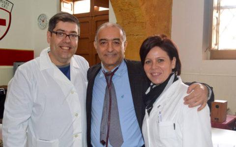 Salute, giornata di prevenzione malattie cardiovascolari a Cianciana